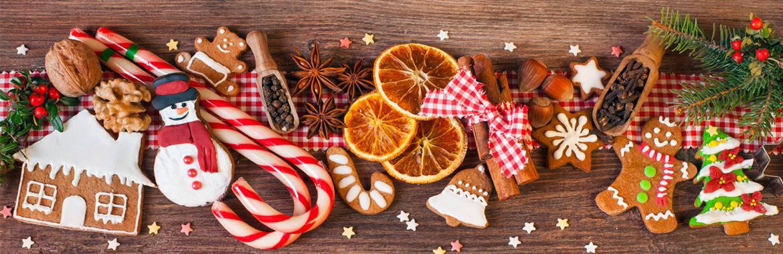 Noël agrumes fruit exotiques