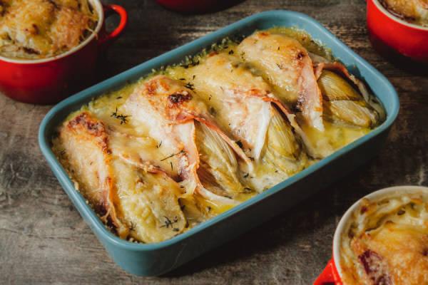 meal kit photo Endives au jambon 100% franchouillardes 0 - La Ruche qui dit Oui ! à la maison