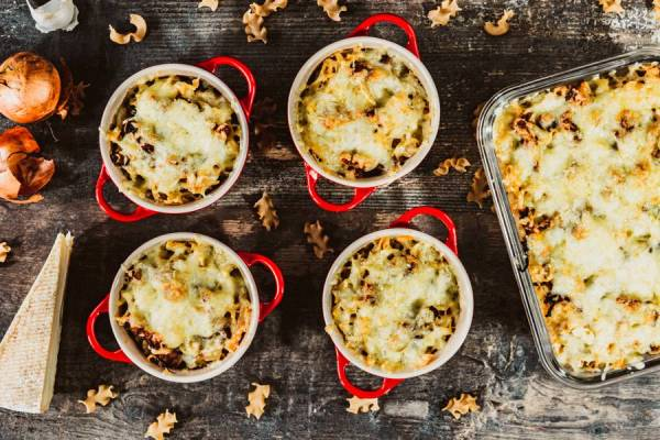 meal kit photo Kit pasta carbonara en gratin 0 - La Ruche qui dit Oui ! à la maison