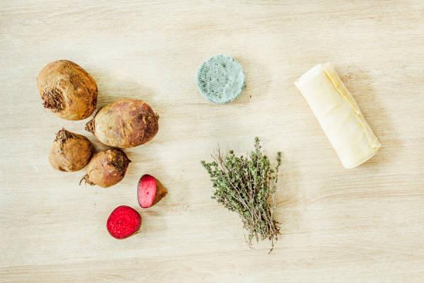 meal kit photo Ravioles fraîches betterave-chèvre 0 - La Ruche qui dit Oui ! à la maison