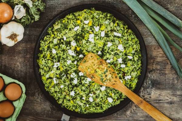 meal kit photo Omelette toute verte 0 - La Ruche qui dit Oui ! à la maison