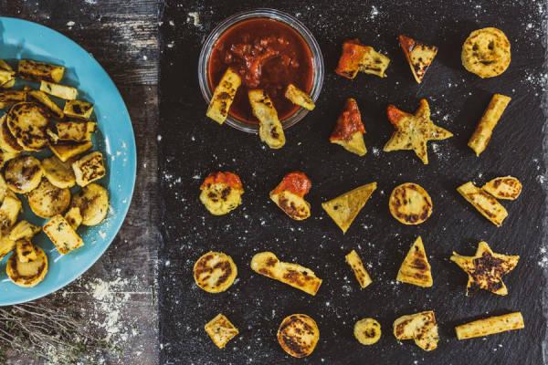 meal kit photo Panisses au thym et sauce tomatée 0 - La Ruche qui dit Oui ! à la maison