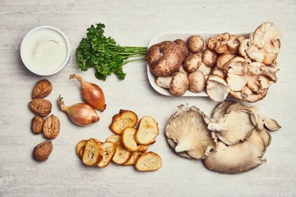 meal kit photo Kit velouté aux 3 champignons 1 - La Ruche qui dit Oui ! à la maison
