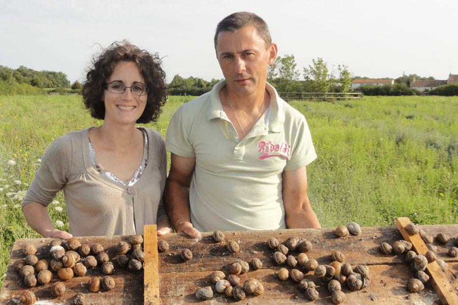 L'escargot de France Janic - Héliciculteur - La Ruche qui dit Oui ! à la maison