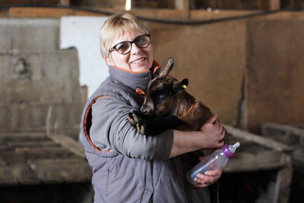 L'enclos des chevrettes - Producteur de fromages de chèvre - La Ruche qui dit Oui ! à la maison