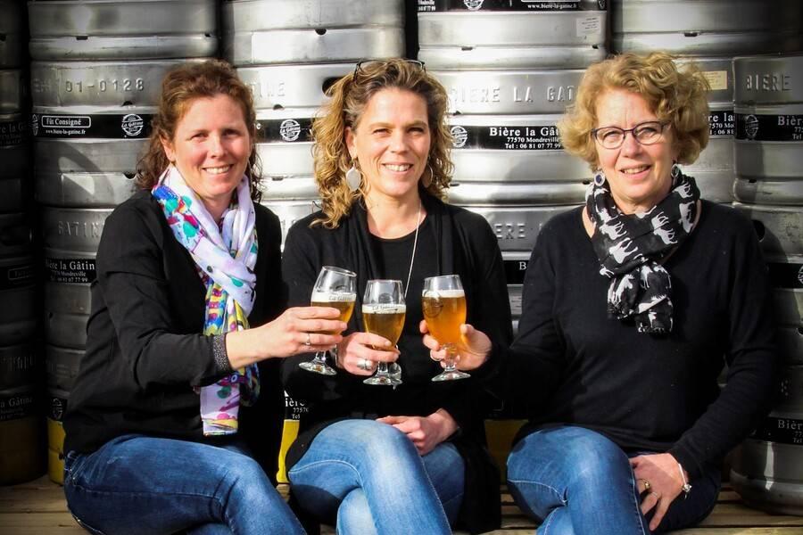 La Gâtine - Bières du Gâtinais - La Ruche qui dit Oui ! à la maison