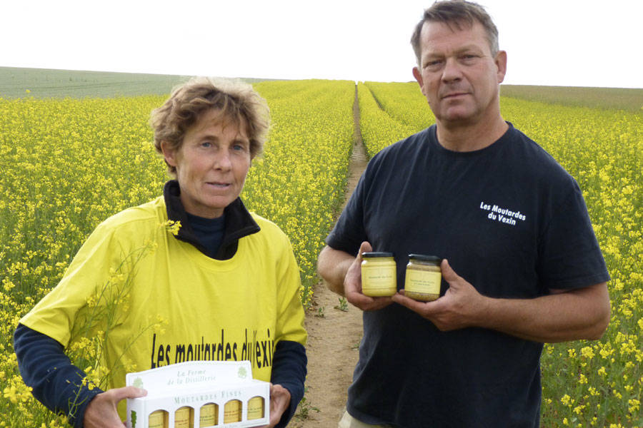 Ferme de la Distillerie - Agriculteur - La Ruche qui dit Oui ! à la maison