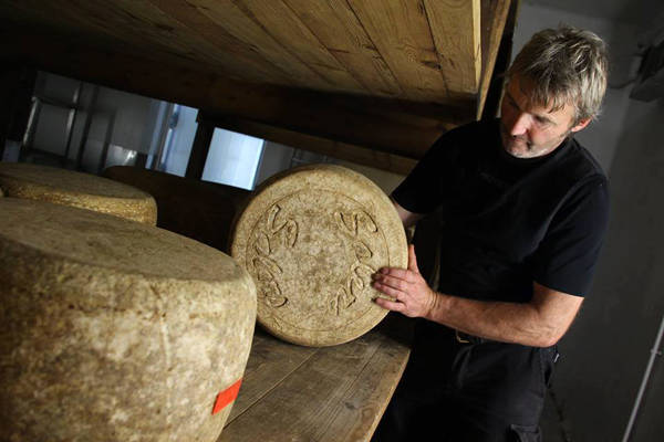La Grange de la Haute Vallée - Producteur de fromage - Le Comptoir Local