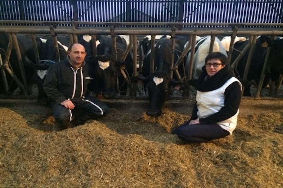 Ferme du Sire de Créquy - Producteur de lait - La Ruche qui dit Oui ! à la maison