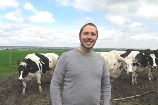 Ferme de Grignon - Eleveur de vaches laitières - La Ruche qui dit Oui ! à la maison