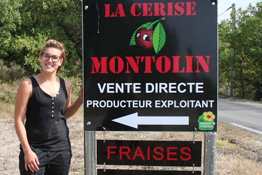 La Cerise Montolin - Aboriculteur - La Ruche qui dit Oui ! à la maison