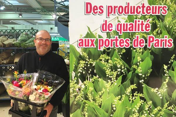Place des Producteurs - Horticulteur - La Ruche qui dit Oui ! à la maison
