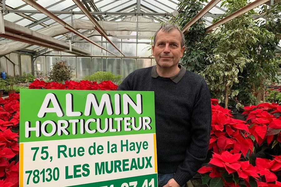 Ets ALMIN - Horticulteur - La Ruche qui dit Oui ! à la maison