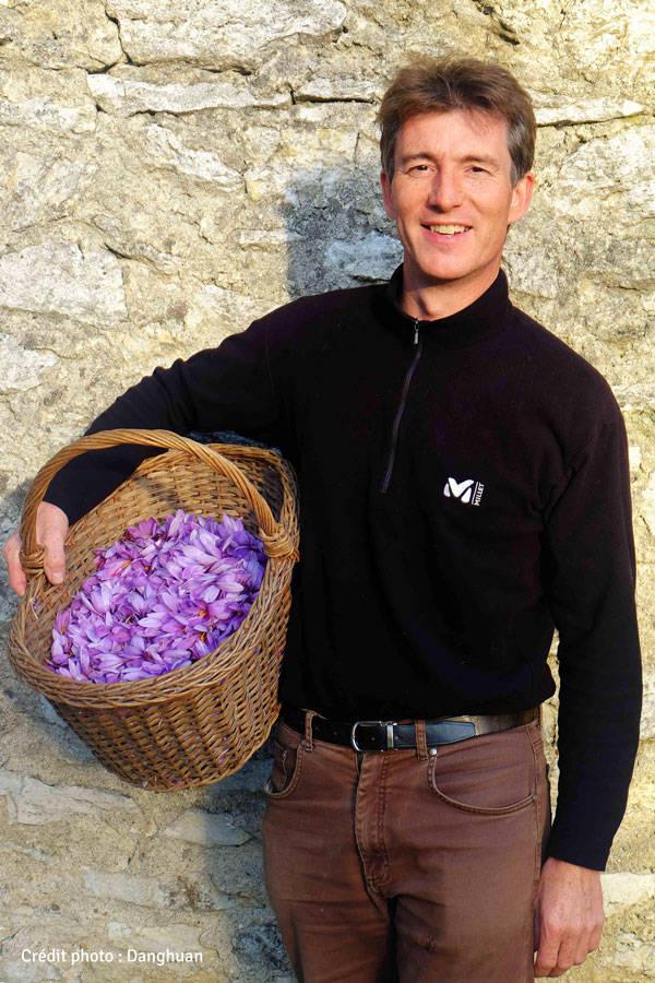 Safran du Gâtinais - Producteur de safran - La Ruche qui dit Oui ! à la maison