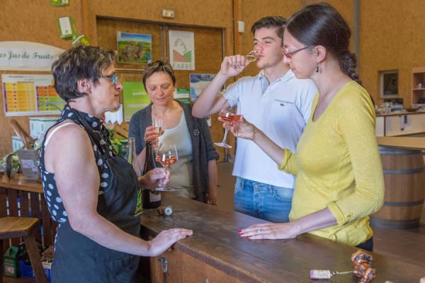 Domaine Delaunay - Viticulteur - La Ruche qui dit Oui ! à la maison