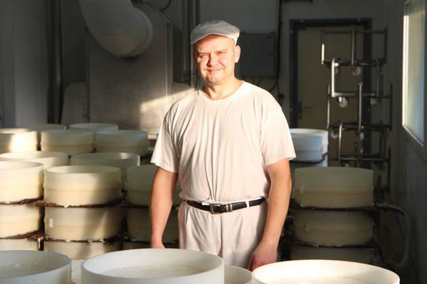 Domaine des 30 Arpents - Producteur de fromage - La Ruche qui dit Oui ! à la maison