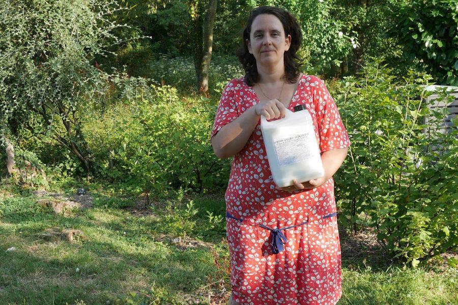 Les Lessives Fanette  - Fabricante de lessive artisanale  - La Ruche qui dit Oui ! à la maison