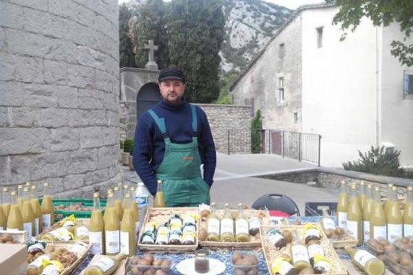 Les délices du Potager - Producteur de kiwi - Le Comptoir Local