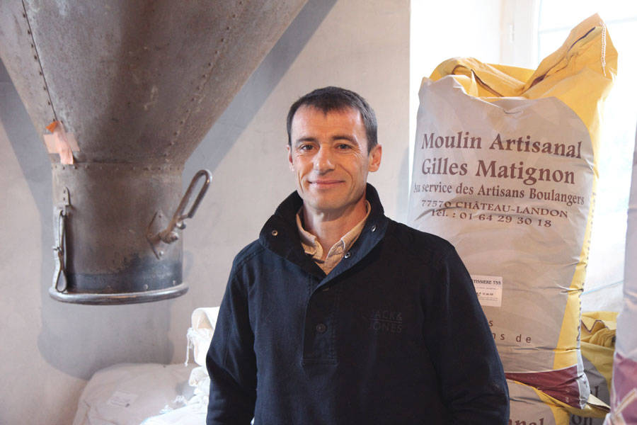 Moulin artisanal Gilles Matignon - Meunier - La Ruche qui dit Oui ! à la maison