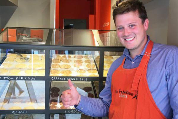 La Fabrique Cookies - Biscuitiers - La Ruche qui dit Oui ! à la maison