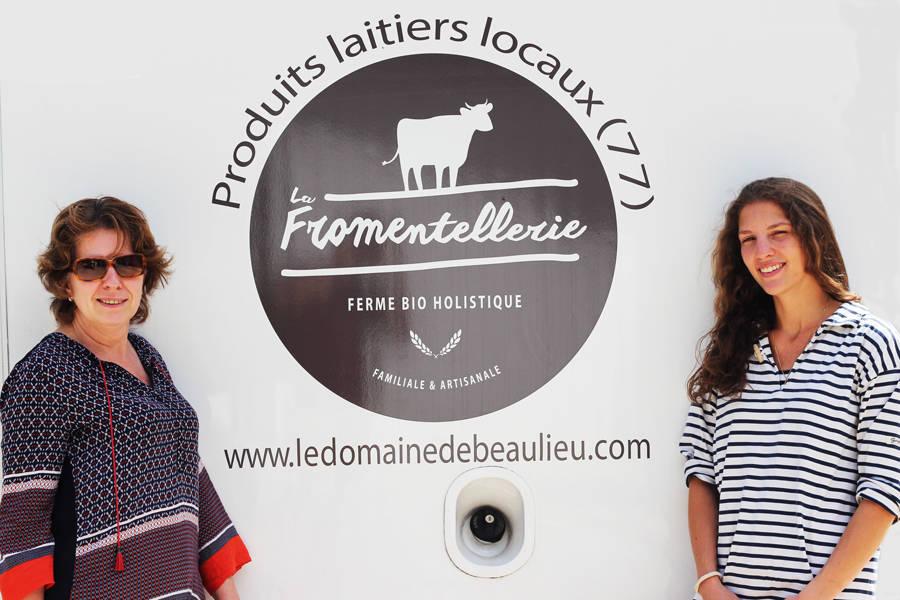 La Fromentellerie - Producteur de produits laitiers - La Ruche qui dit Oui ! à la maison