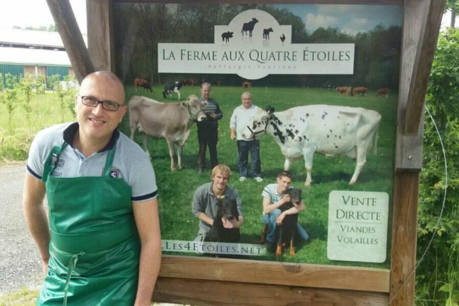 Fromagerie de la Ferme Quatre Etoiles - Fromager - La Ruche qui dit Oui ! à la maison