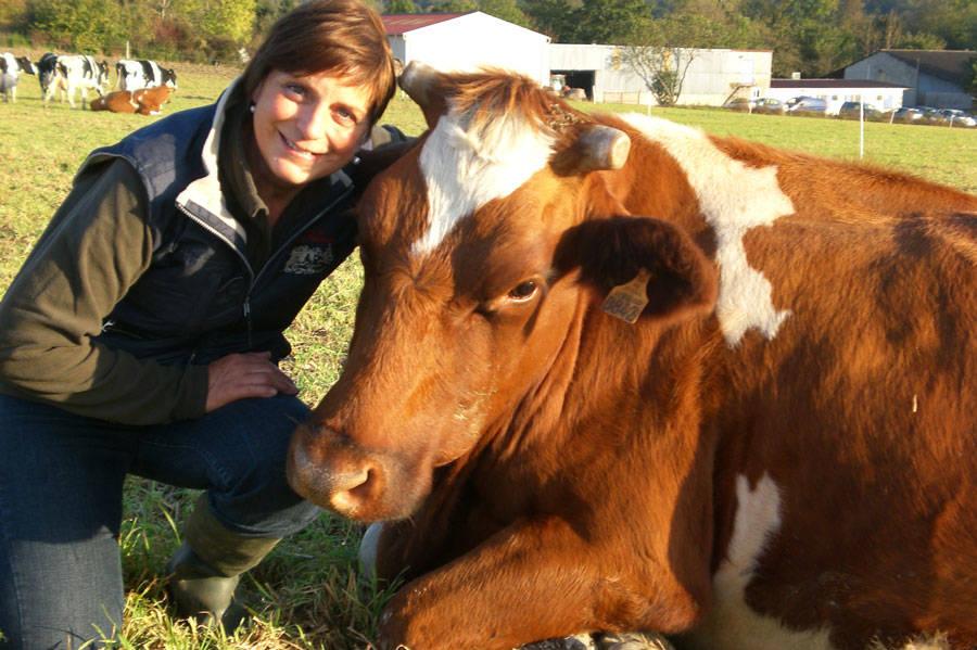 Ferme de Saint-Thibault des Vignes - Producteur de produits laitiers - La Ruche qui dit Oui ! à la maison