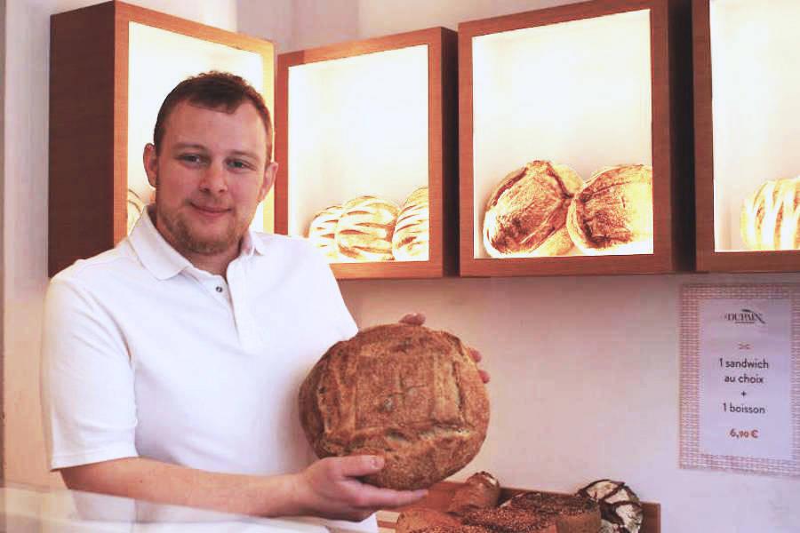 Dupain - Boulanger patissier - La Ruche qui dit Oui ! à la maison