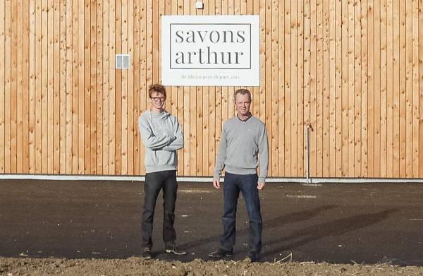 Savons Arthur - Savonnier  - La Ruche qui dit Oui ! à la maison