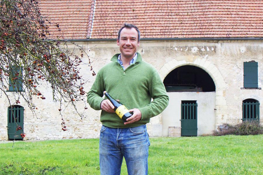 Domaine de la Vallière - Producteur de cidre et jus - La Ruche qui dit Oui ! à la maison