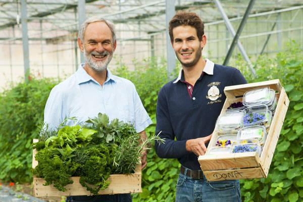 EARL Chevet - Producteur d'herbes aromatiques - La Ruche qui dit Oui ! à la maison