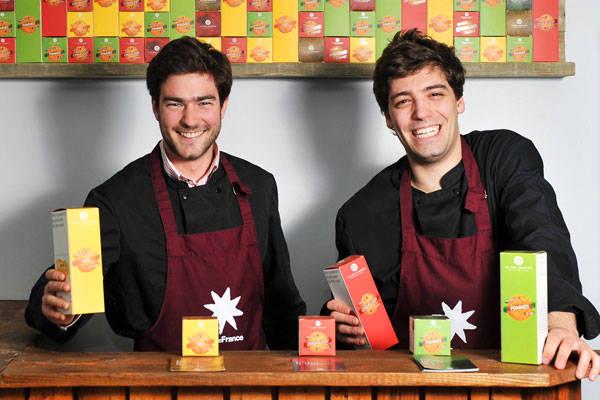 Les Deux Gourmands - Biscuitier - La Ruche qui dit Oui ! à la maison