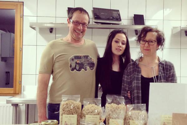 Les Délices des Férices - Céréaliculteur BIO - La Ruche qui dit Oui ! à la maison