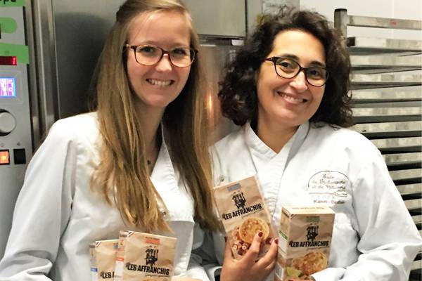 Les Affranchis - Biscuiterie gourmande sans gluten - La Ruche qui dit Oui ! à la maison