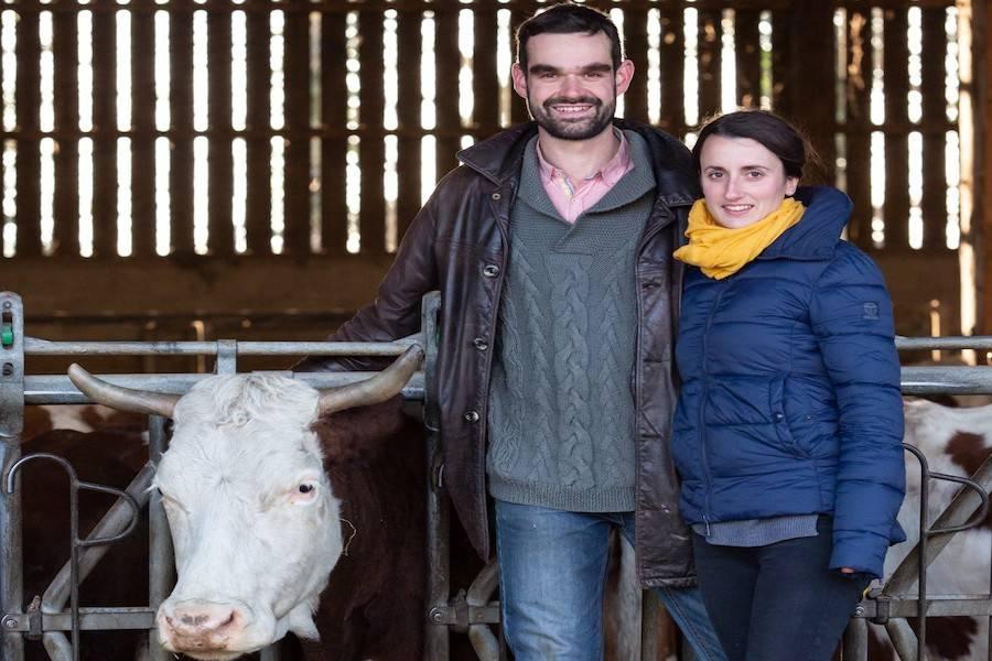 Ferme Sainte Colombe - Producteur de produits laitiers Bio - La Ruche qui dit Oui ! à la maison
