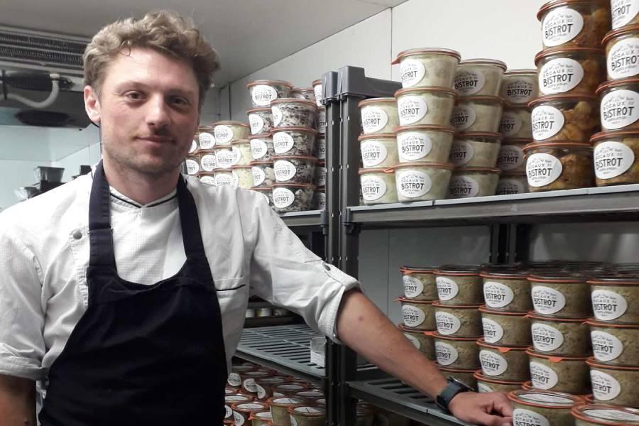 Les Bocaux du Bistrot - Producteur de plats sains et équilibrés en bocaux - La Ruche qui dit Oui ! à la maison