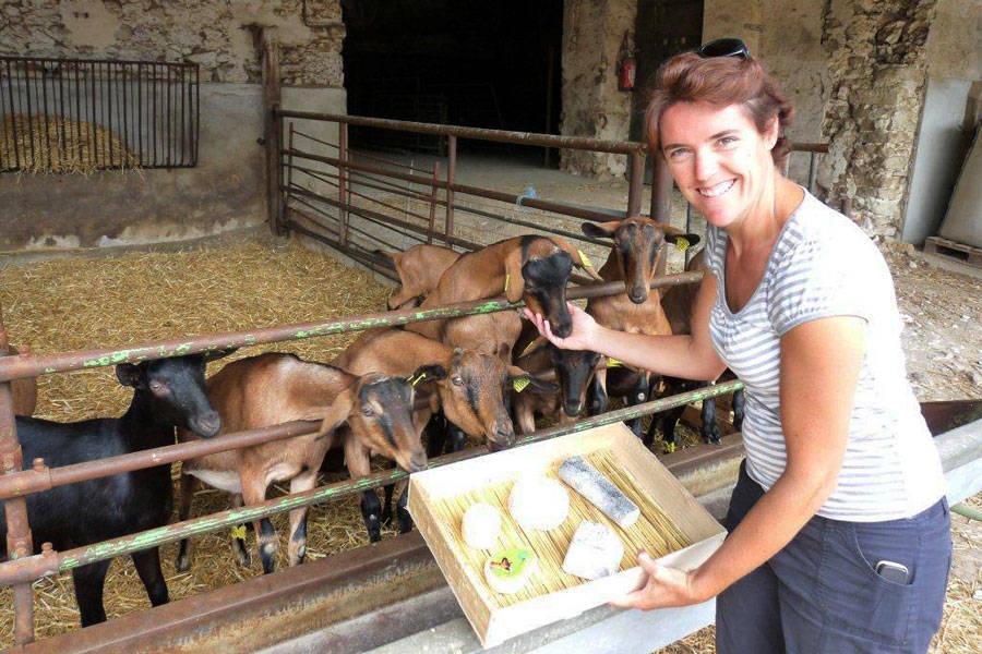 Ferme de la Vallière - Producteur de fromage de chèvre - La Ruche qui dit Oui ! à la maison