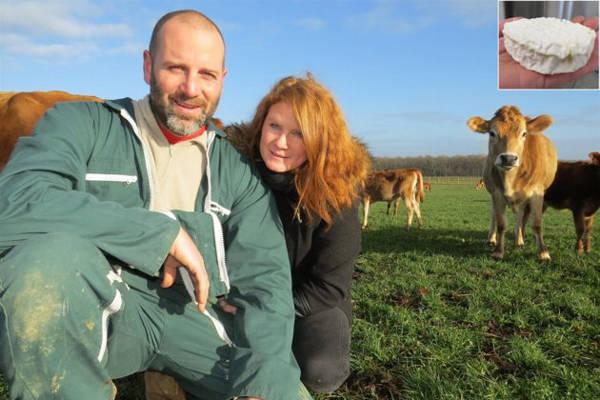 Ferme de Saint Corentin - Producteur laitier - La Ruche qui dit Oui ! à la maison