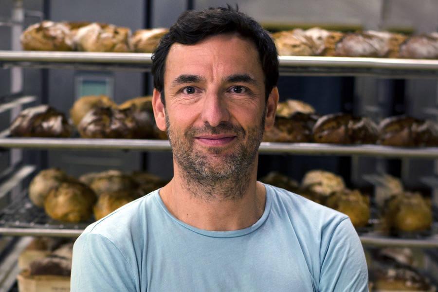 Patrick Gomez, l'artisan boulanger BIO de Paris - Artisan boulanger - La Ruche qui dit Oui ! à la maison