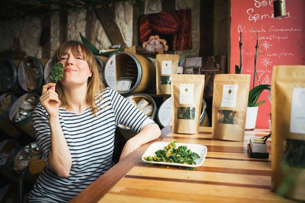 Happy Crulture - Producteur de chips de kale - Le Comptoir Local