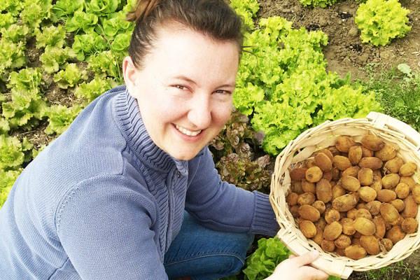 Les Légumes de Laura - Maraicher - La Ruche qui dit Oui ! à la maison