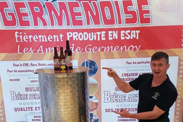 Association les amis de Germenoy - Producteurs de bières en ESAT - La Ruche qui dit Oui ! à la maison