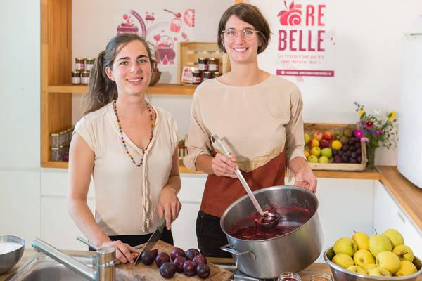 Re-Belle - Confiturière - La Ruche qui dit Oui ! à la maison