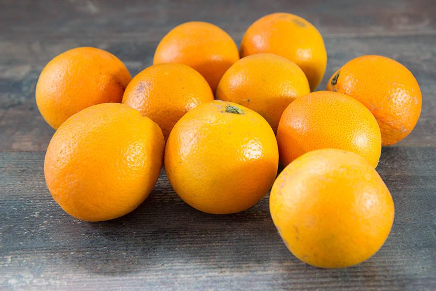 Orange ovale de Sicile BIO - InCampagna - La Ruche qui dit Oui ! à la maison