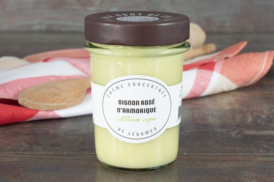 Crème d'oignon rosé d'Armorique - Umile - La Ruche qui dit Oui ! à la maison