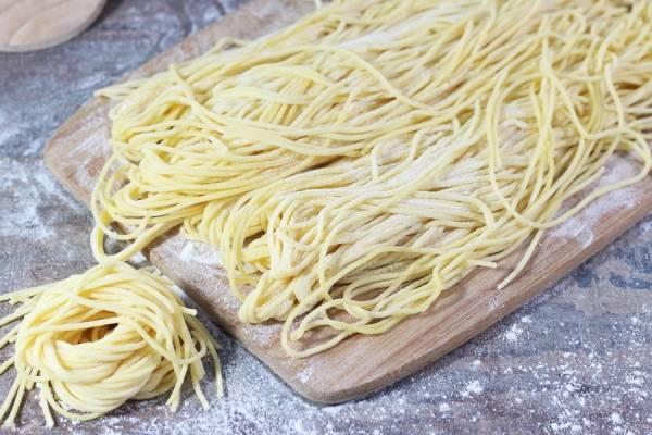 Spaghettis fraîches - Denis Néant