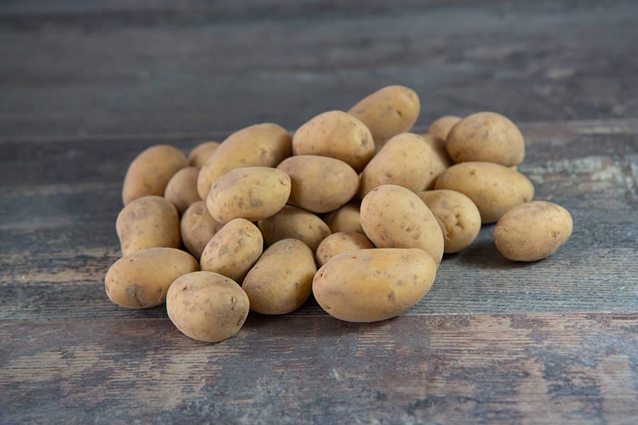 Pomme de terre Grenaille Annabelle - Le Potager d'Olivier - La Ruche qui dit Oui ! à la maison