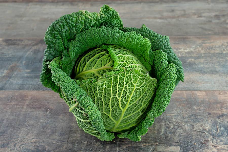Chou vert frisé - Ferme de la Villeneuve - La Ruche qui dit Oui ! à la maison