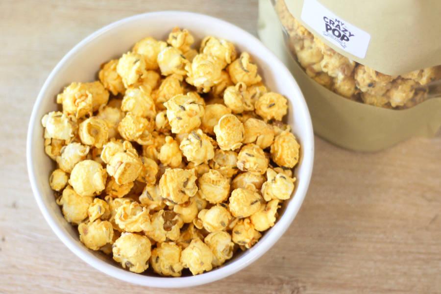 Pop Corn poivron cumin - My Crazy Pop - La Ruche qui dit Oui ! à la maison