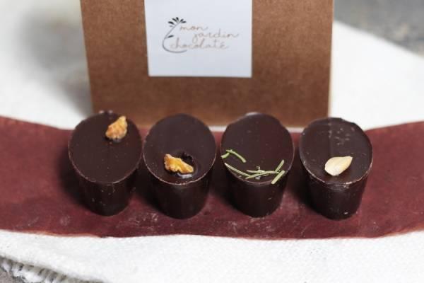 Jardin à découvrir BIO - Mon Jardin Chocolaté - Le Comptoir Local